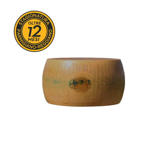 Forma Parmigiano Reggiano 12 Mesi